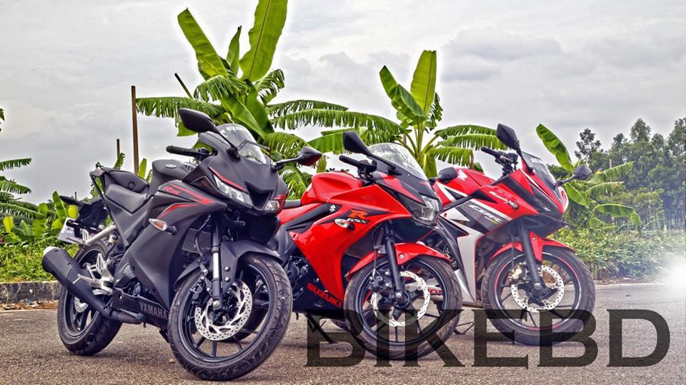 Japanese Sports Bikes In Bangladesh – Wasif Anowar